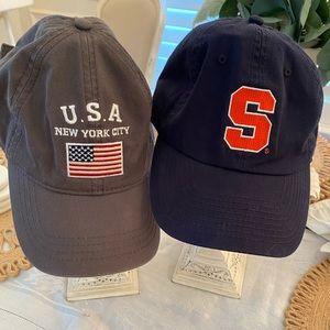 Baseball Hats Bundle (2)